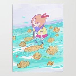 Taiyaki Dream Poster