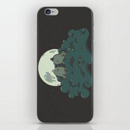 Moonlight Kiss iPhone Skin