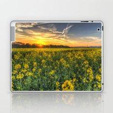 The April Field Laptop & iPad Skin