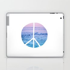 Waves & Peace Laptop & iPad Skin