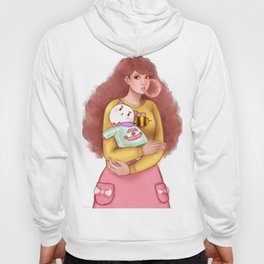 Bee and Puppycat Hoody