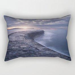 Sea Serpent Rectangular Pillow