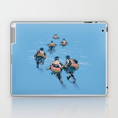 Cops Day Off Laptop & iPad Skin
