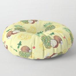pina colada Floor Pillow