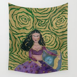 Queen's Ransom Wall Tapestry