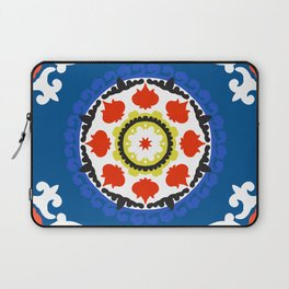 Bold and bright beauty of suzani patterns ver.5 Laptop Sleeve