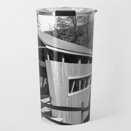 East and West Paden Twin Bridge Travel Mug