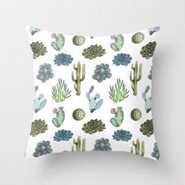 Cactus 2 Throw Pillow
