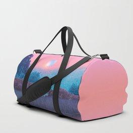 Landscape & gradients XVII Duffle Bag