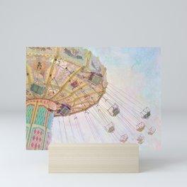 Summer Swings Mini Art Print