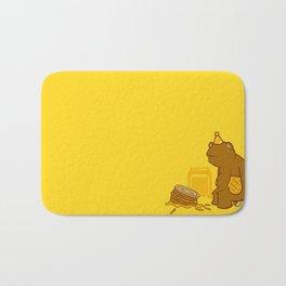Birthday Bear Bath Mat