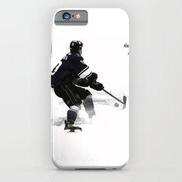 The Deke - Hockey Player iPhone Case