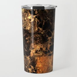 Light Marble Texture  Travel Mug