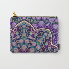 The Purple touch Carry-All Pouch