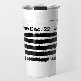 Capricorn 1 Travel Mug