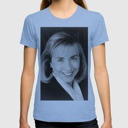 Black & white Portrait of HRC (1992) T-shirt