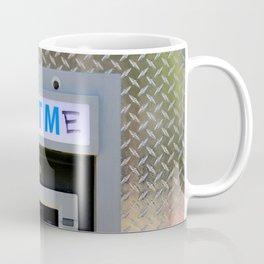 A Shadow Of One's Banking Selfie Coffee Mug