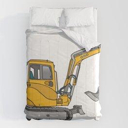 Digger excavators dredger Comforters