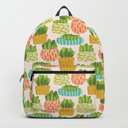 Happy Succulents Backpack