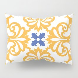 Azulejo Portugues 10 Pillow Sham