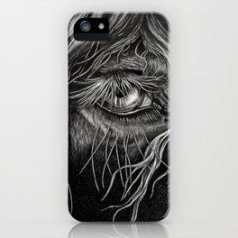 A Gentle Eye iPhone Case