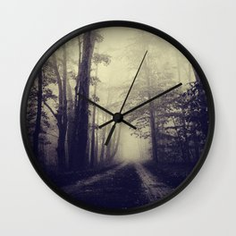 Neverland Revisited Wall Clock