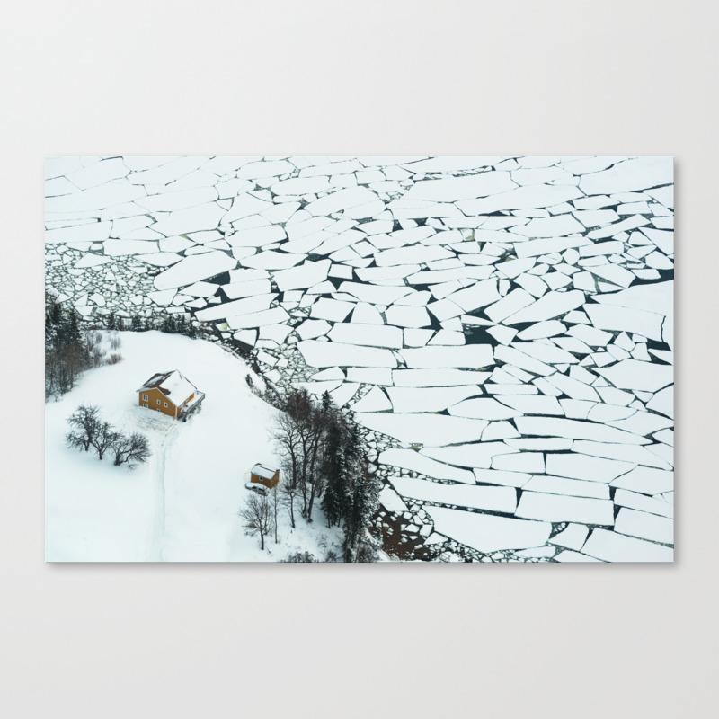 Puzzle Pieces Canvas Print by Shaunlowe CNV6659662