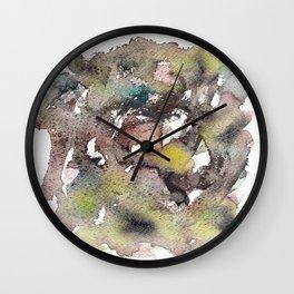 Green ing Wall Clock