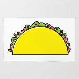 omg tacos! Rug