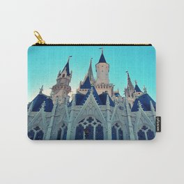 Castle Architecture Closeup 1 Carry-All Pouch