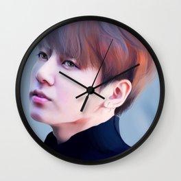 JUNGKOOK BTS Wall Clock