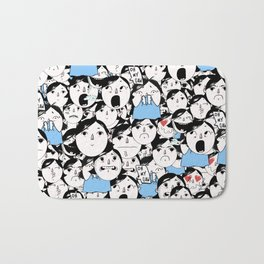 Bobbies Unite Bath Mat