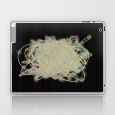 Electric Yarn Ball Laptop & iPad Skin