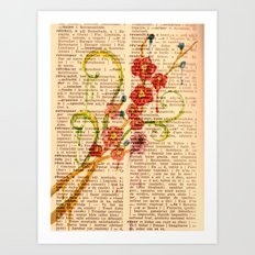 Spagnol Art Print