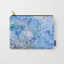 Marble Sky Carry-All Pouch