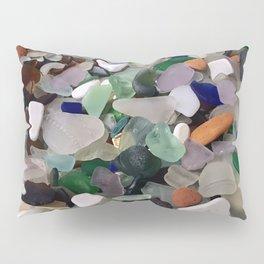 Sea Glass Assortment 6 Pillow Sham