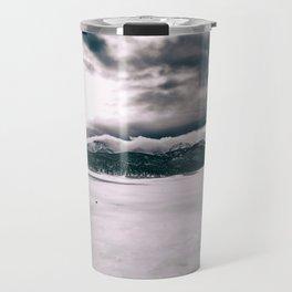 monochrome Travel Mug