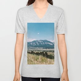 Boulder Trail Unisex V-Neck