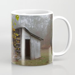Misty Smokehouse Coffee Mug