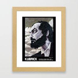 Kubrick Framed Art Print