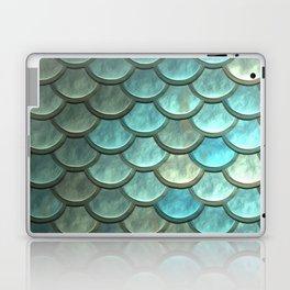 Mermaid Scales Laptop & iPad Skin