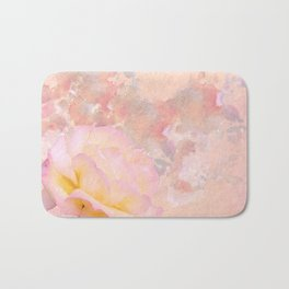 You are the Rose Bath Mat
