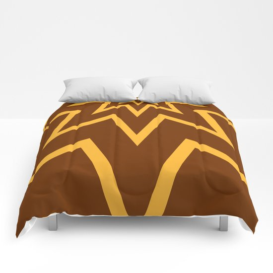 Super Peanut Butter Chocolate Fantastic! Comforters