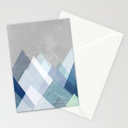 Graphic 107 X Blue Stationery Cards