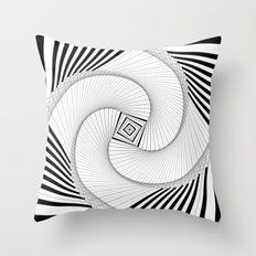 Piano Forte Throw Pillow