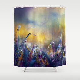 Moss Island Shower Curtain