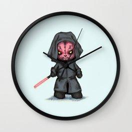 Plush Maul Wall Clock