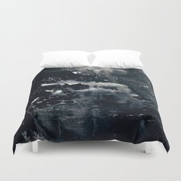 Pale Figure Duvet Cover