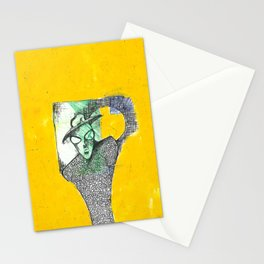Shadow Color Stationery Cards