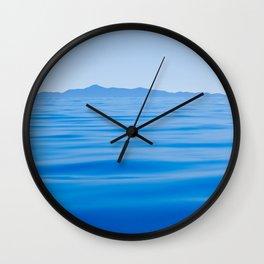 Greek Island Wall Clock